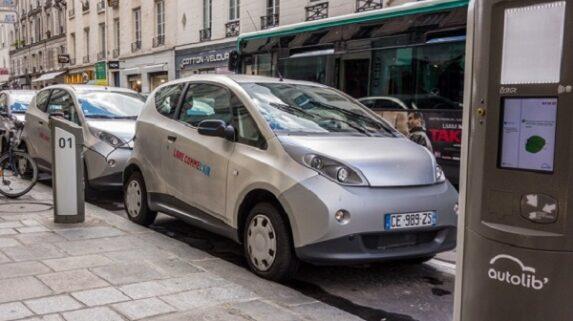 aluguel de carros electricos