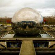 A Géode em Paris