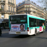 Os transportes parisienses