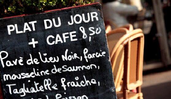 noções básicas em francês