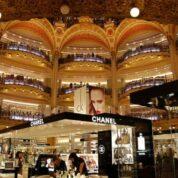 compras em Paris