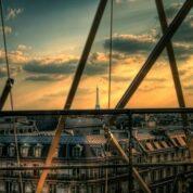 Novos lugares de Paris