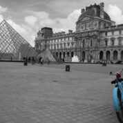 Passeio de bicicleta Paris