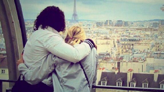 Declaração amor francês