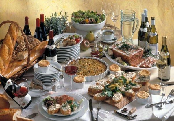 O vocabul rio da comida em franc s for Vocabulario cocina frances