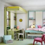 quarto para dois filhos