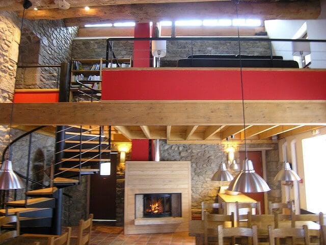Conhe a os benef cios de criar um mezanino na sala de estar da sua casa o - La maison de la mezzanine ...