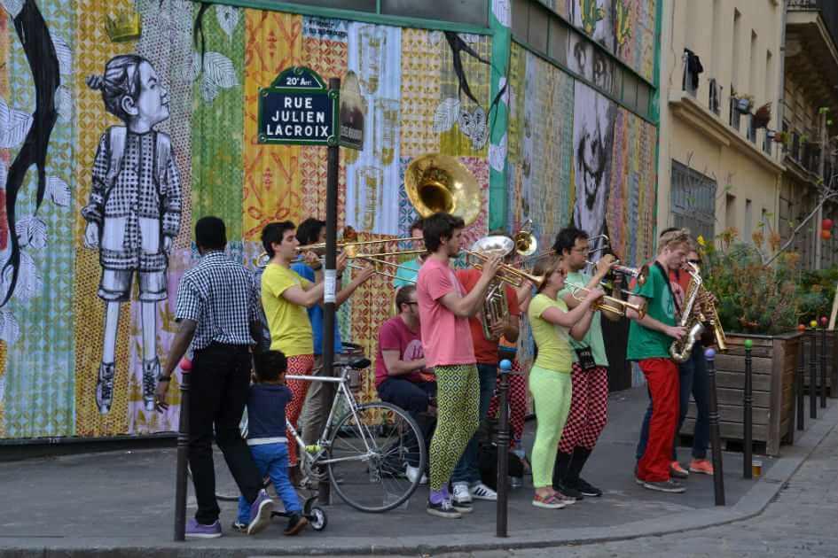 Festa da música