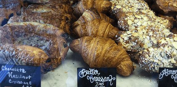 croissant boulangerie