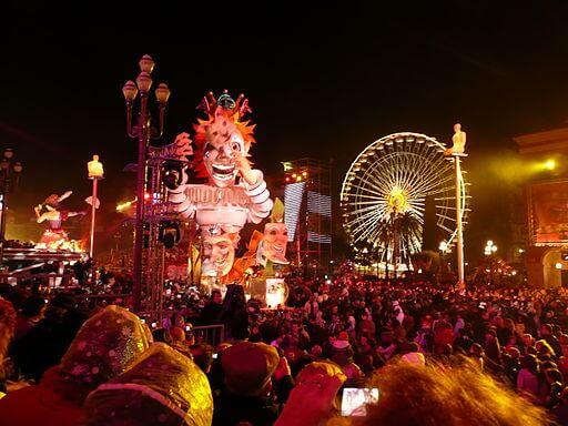 Carnaval Nice França