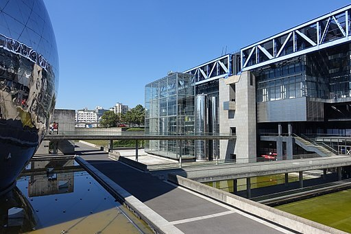 Cité de science paris