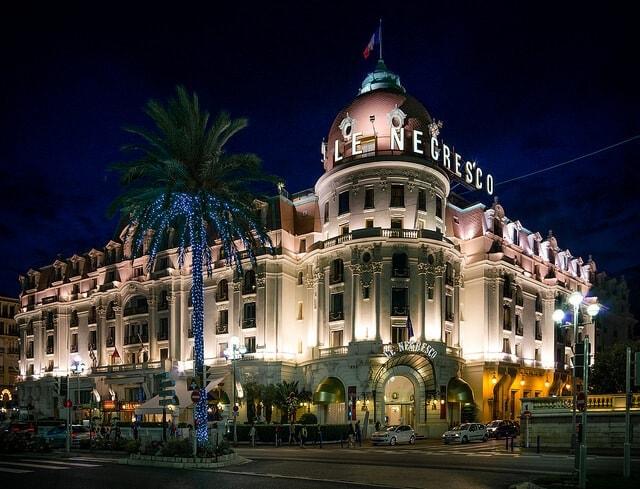 Hotel Negresco Nice França