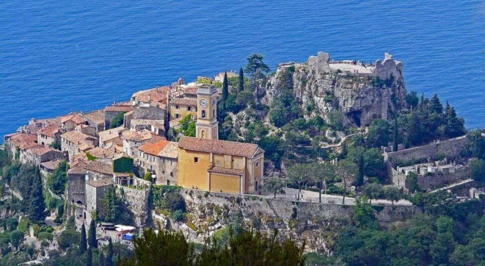 La colline du château Nice França