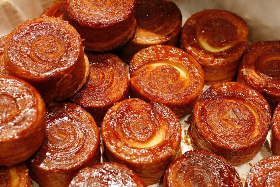 kouign-amann - culinária típica da Bretanha